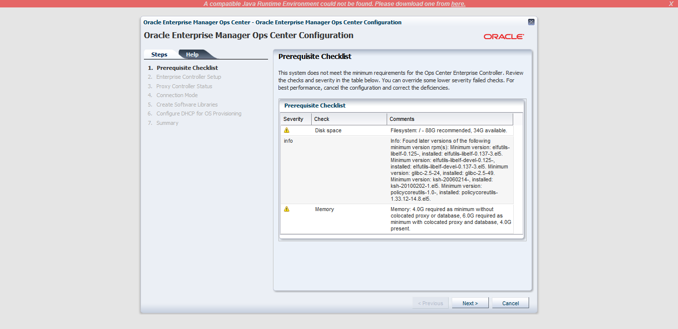 How to Install Oracle Ops Center 12c (Step by Step Guide