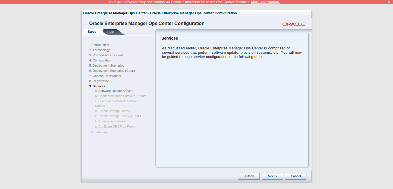 How to Install Oracle Ops Center 11g (Step by Step Guide) – Gokhan