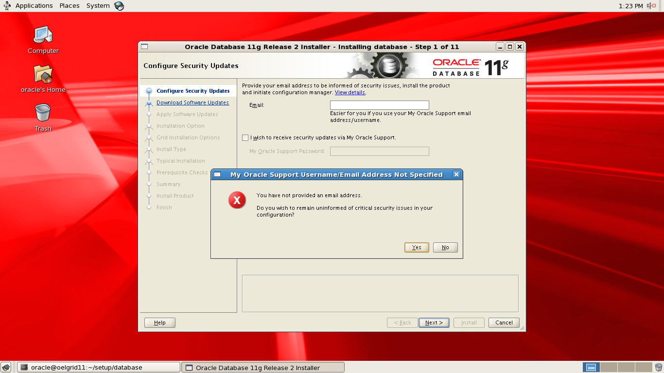 How to Install Oracle Grid Control 11g (Step by Step Guide