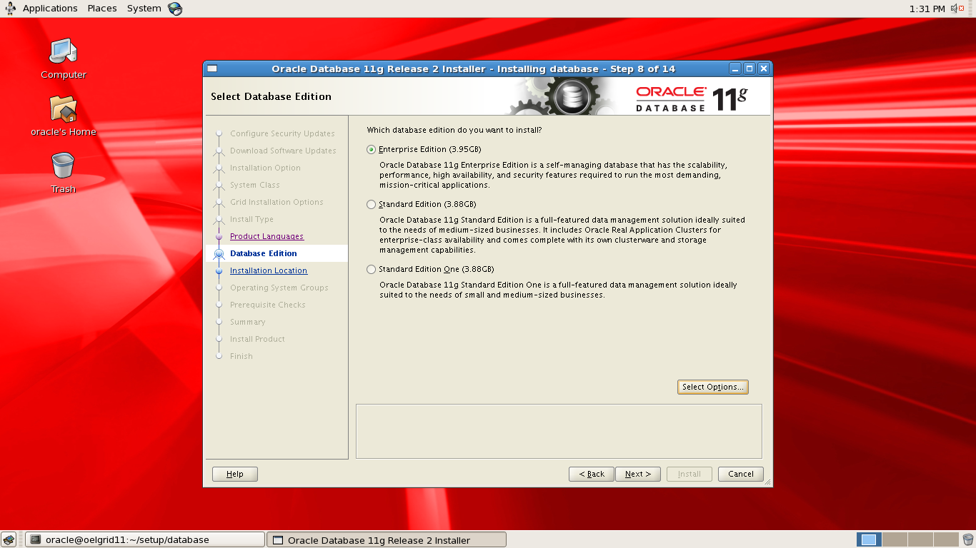How to Install Oracle Grid Control 11g