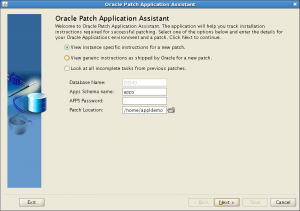 oraclepatchassistant